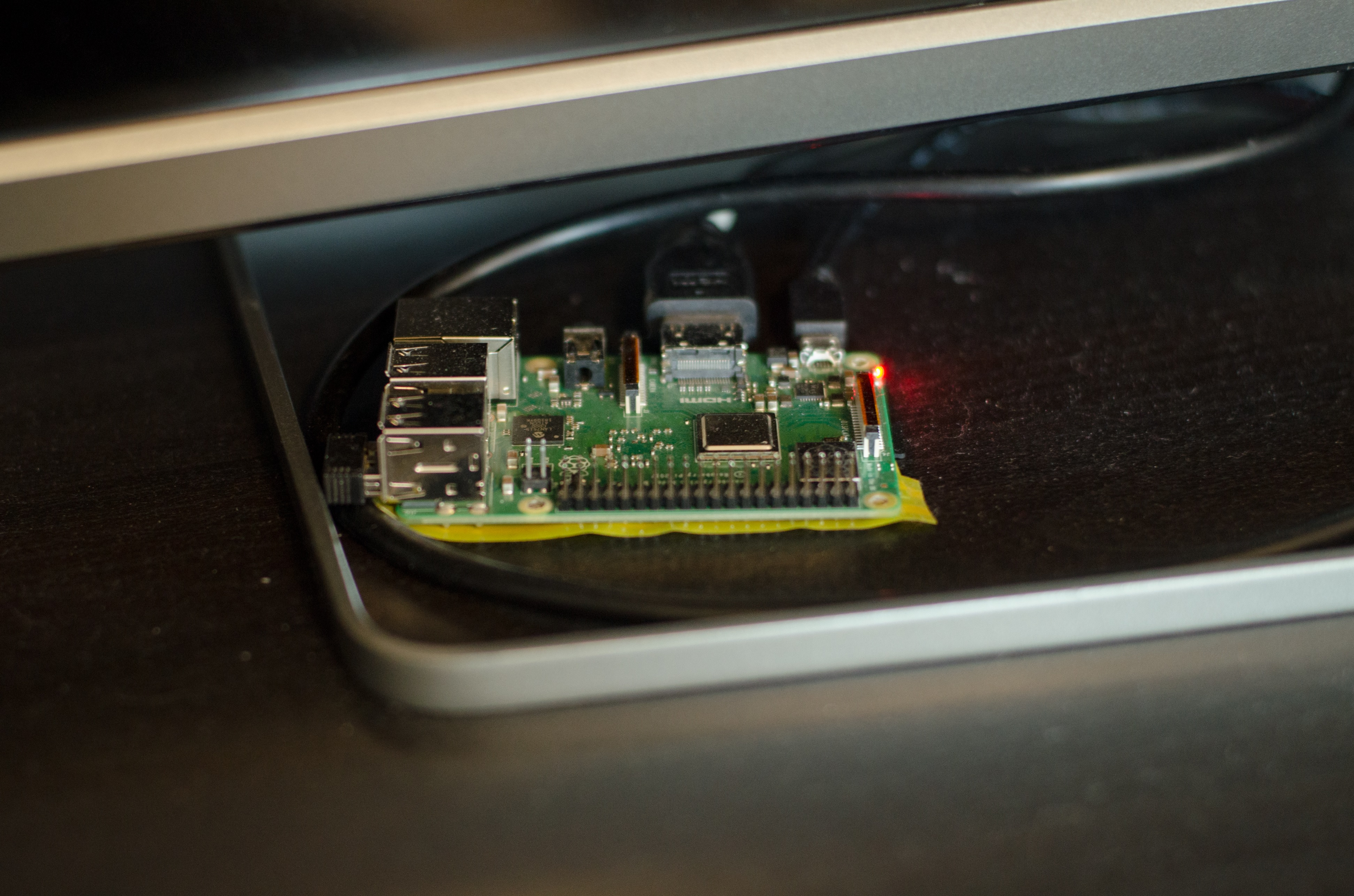 raspberry pi 3 ps emulator