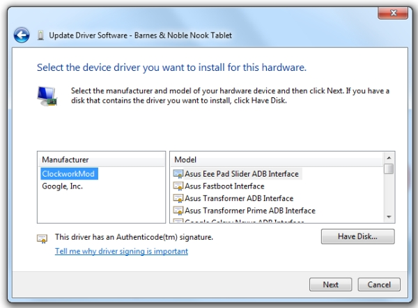 Qisda Android ADB Interface Driver for Mac Download