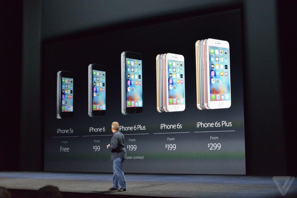 iPhony 6S revoluční nejsou - umí ale 4K video a díky 3D ...