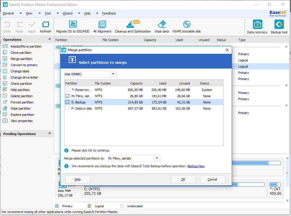 Vyzkoušeli jsme software pro správu disků od EaseUS | cdr cz