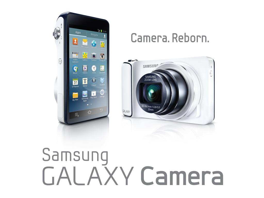 Preview: Samsung Galaxy Camera EK-GC100, Fotoaparát s ...