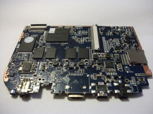 Gooseberry Android board