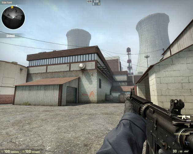 Counter Strike porovnani - Global Offensive B