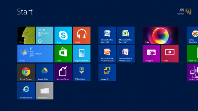 Windows 8 (Modern-UI-Style)