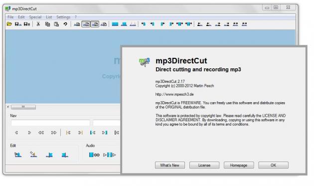 mp3directCut1