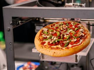 NASA koketuje s 3D tiskem jídla: Je libo čerstvou pizzu z tiskárny?  #Věda