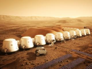 Jednosměrný lístek na Mars? Šanci má každý, kolonizace v přímém přenosu