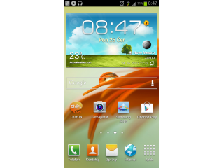 SGS3 HomeScreen