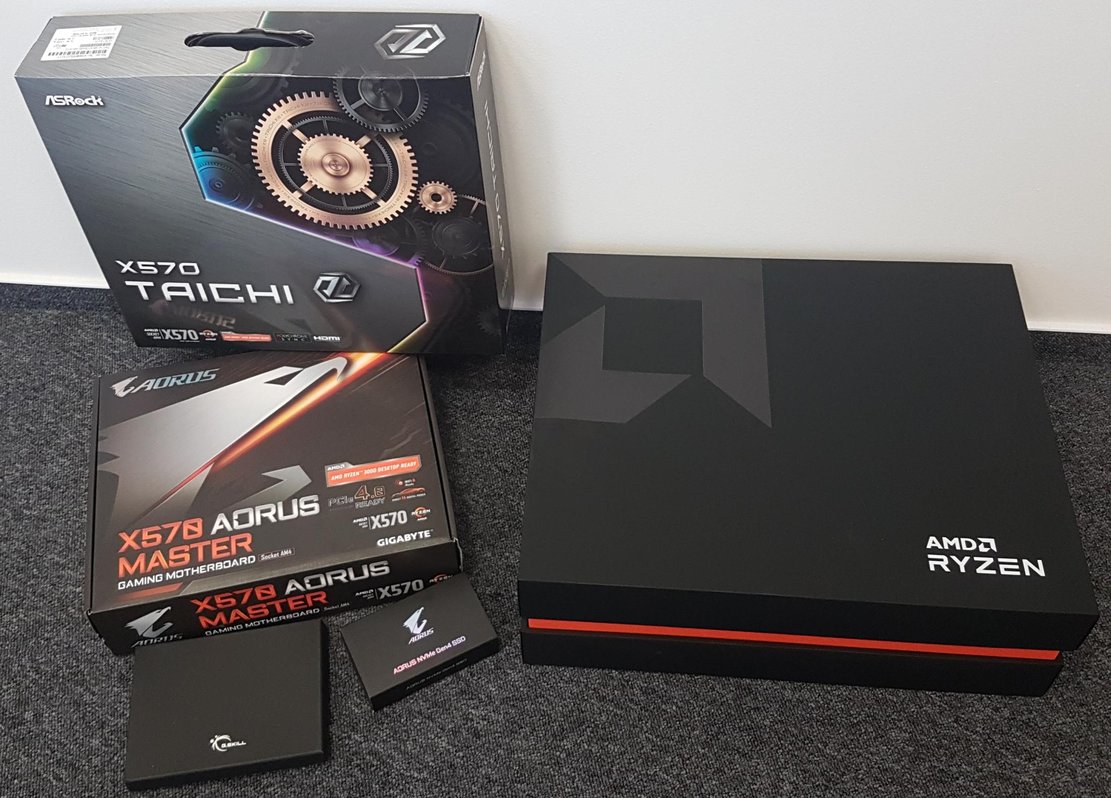 RECENZE: AMD Ryzen 9 3900X – dvanáct jader vstupuje do mainstreamu