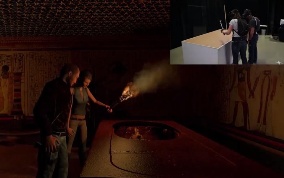 Video o virtuální realitě