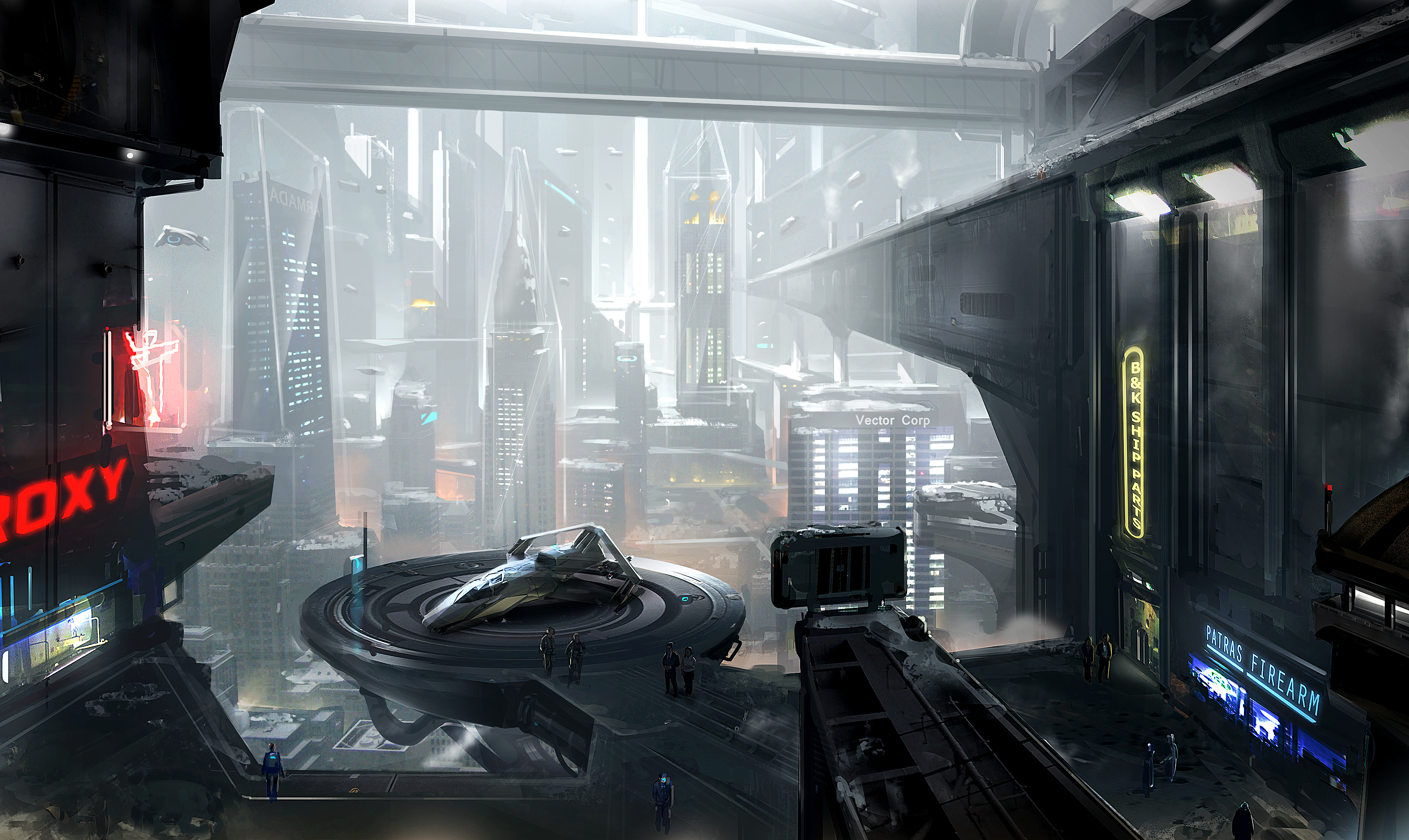 star citizen what is p2p