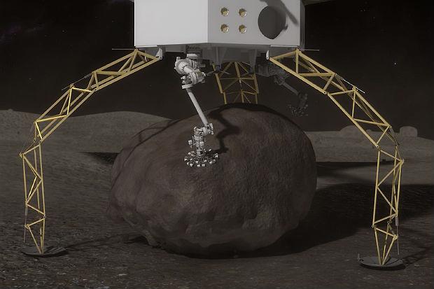 Asteroidcapture 2 A