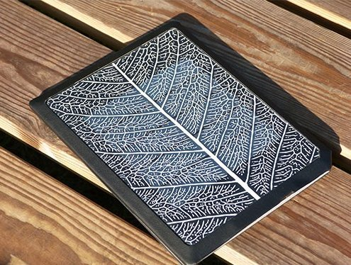 Bookeen Ocean Leaf 01