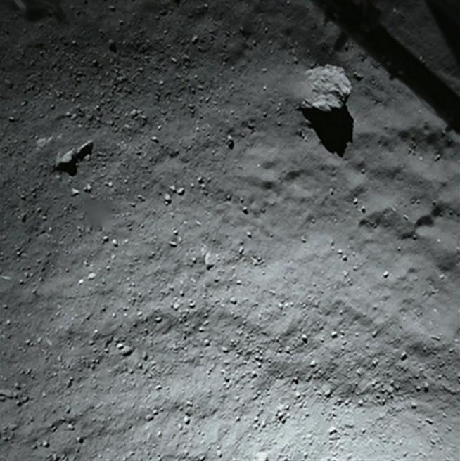 Comet From 40 Metres Node Full Image 2