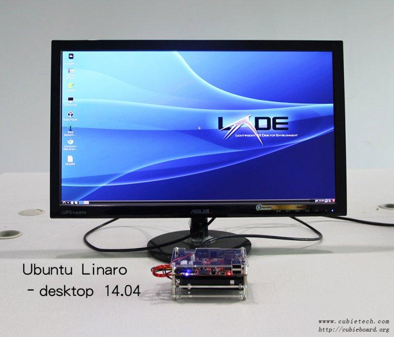 Cubieboard 5 Linux