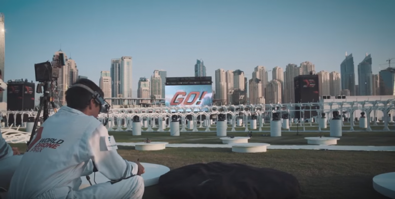 Dron Dubai