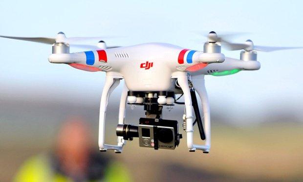 Drone Demonstration 1