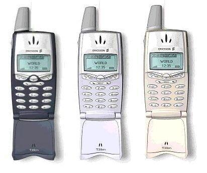 Ericsson T 39 Zdroj Cms