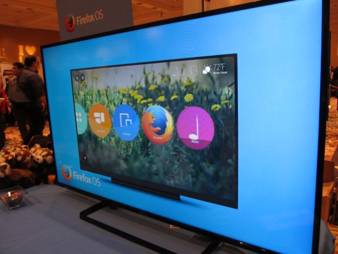 Firefox Os Panasonic Tv