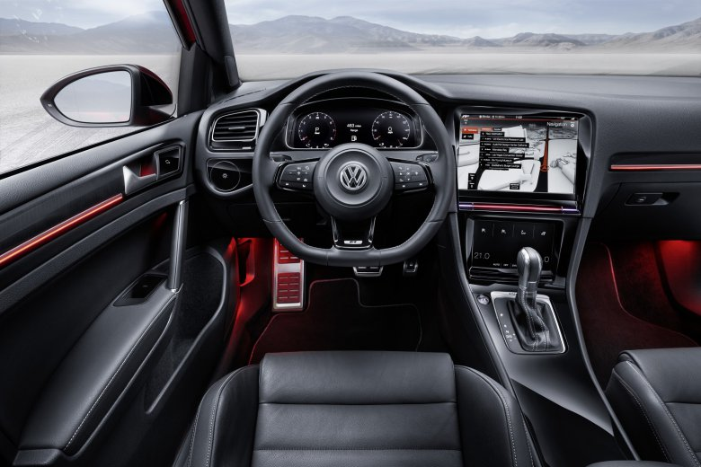 Golf R Touch 4496