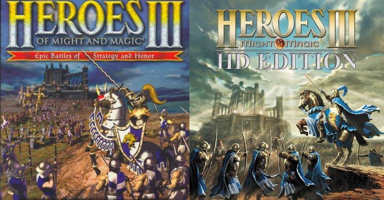 Heroes 3 Orig Hd Side By Side