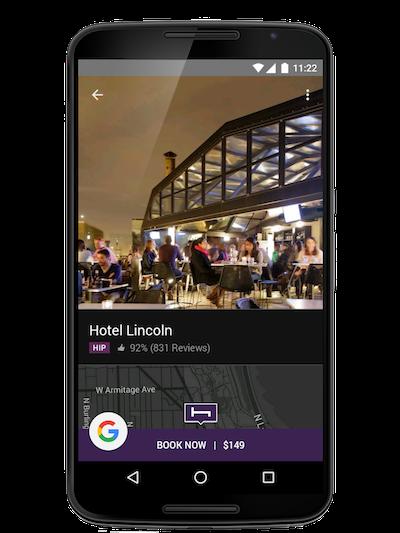 Hotel Tonight In App 2
