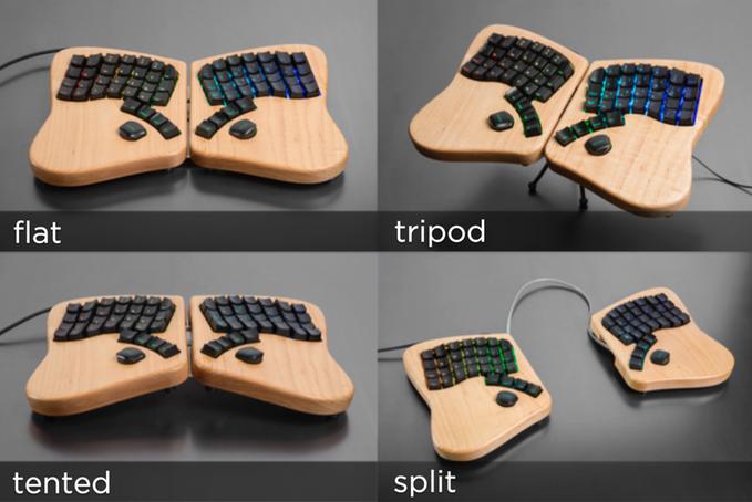 Keyboard Model 01 Shapes