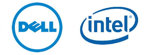 Logo Intel Dell Soutez
