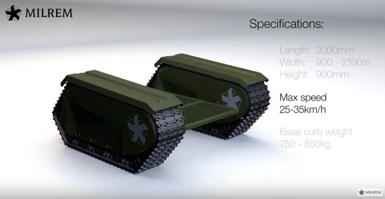 Milrem Tank