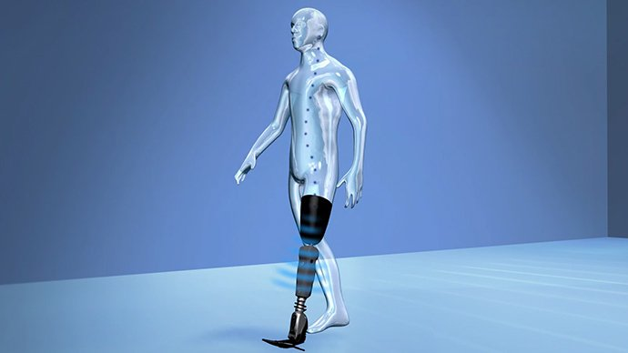 Mind Controlled Bionic Prosthetic