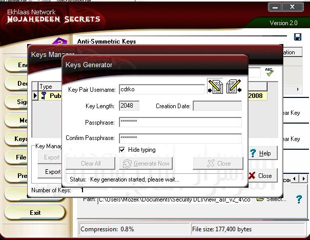 Mujahideen Secrets V 2 0 01