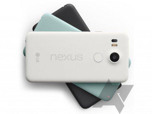 Nexus 5 X Foto