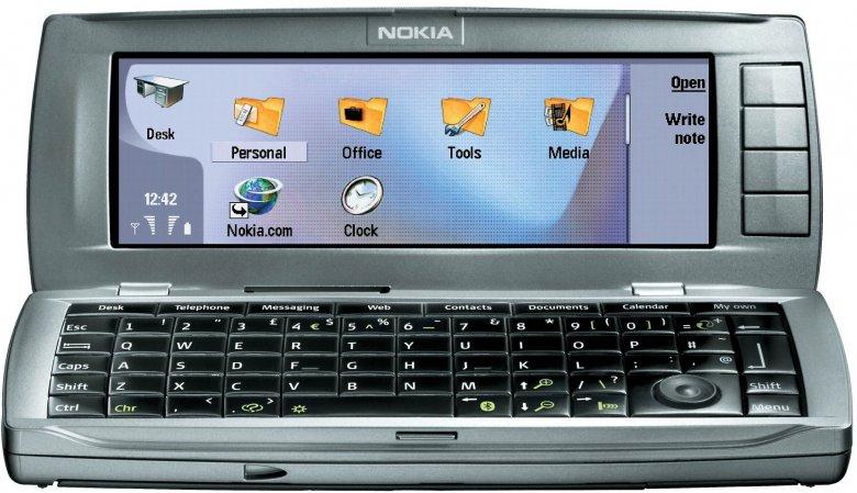 Nokia 9500 Zdroj Phonesdata
