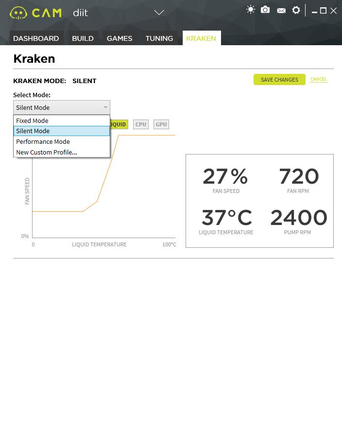 Nzxt Kraken X 31 X 30 005