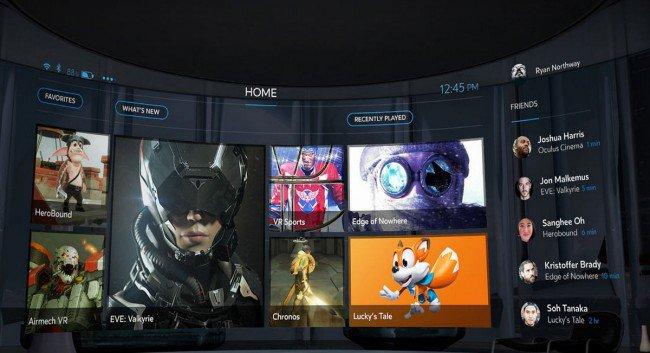 Oculus Portal