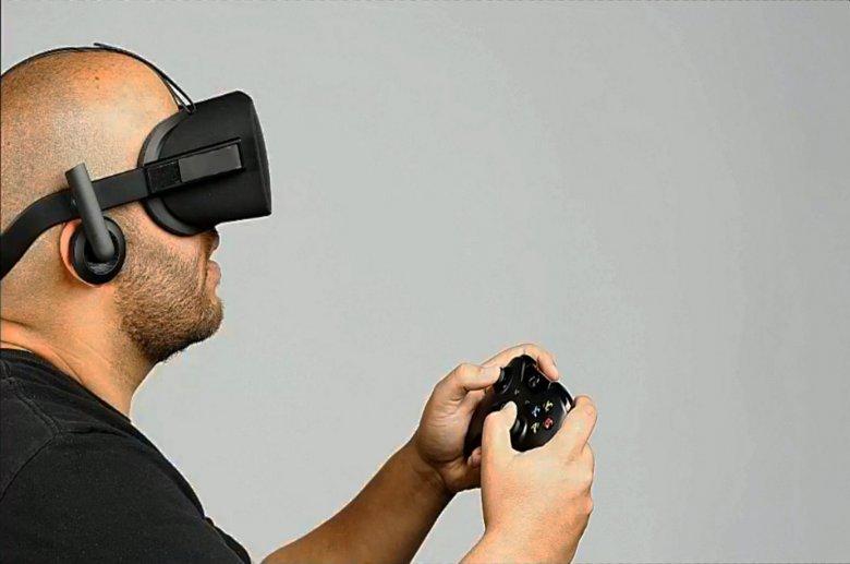 Oculus Rift Microsoft Xbox One Controller