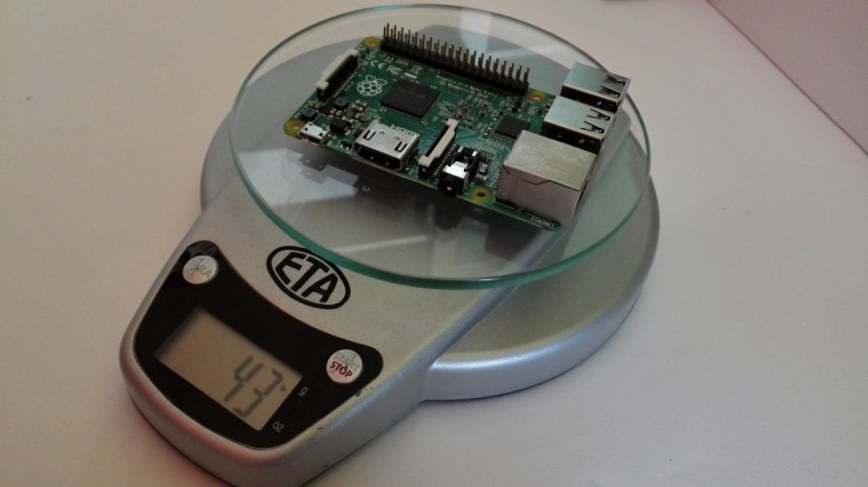 Raspberry Pi 2 Cdr 1