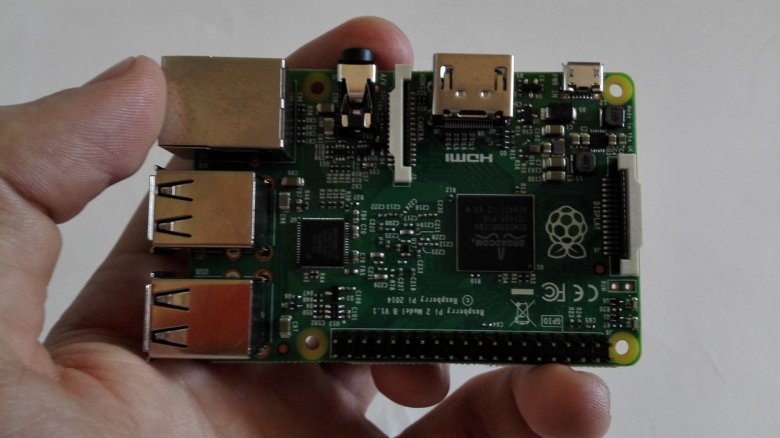 Raspberry Pi 2 Cdr 10