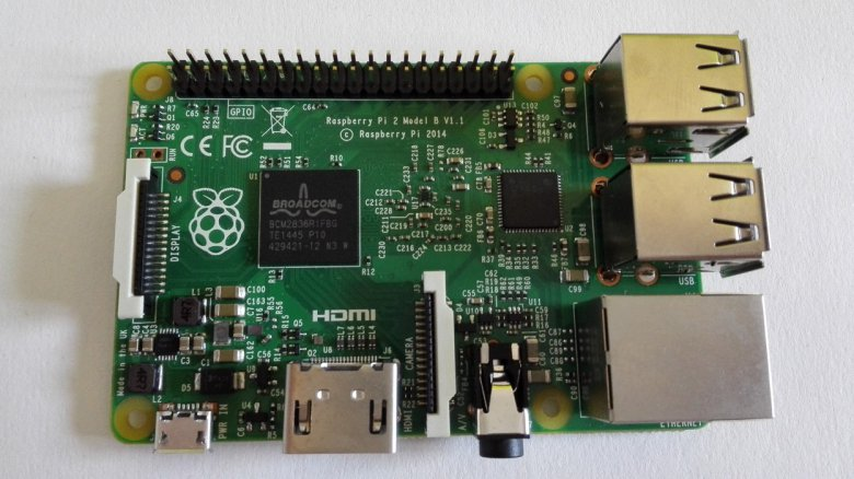 Raspberry Pi 2 Cdr 15