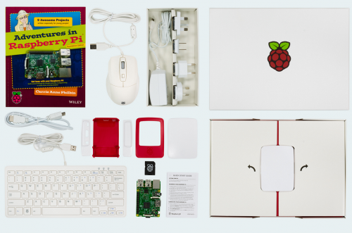 Raspberry Pi Piinabox Kit