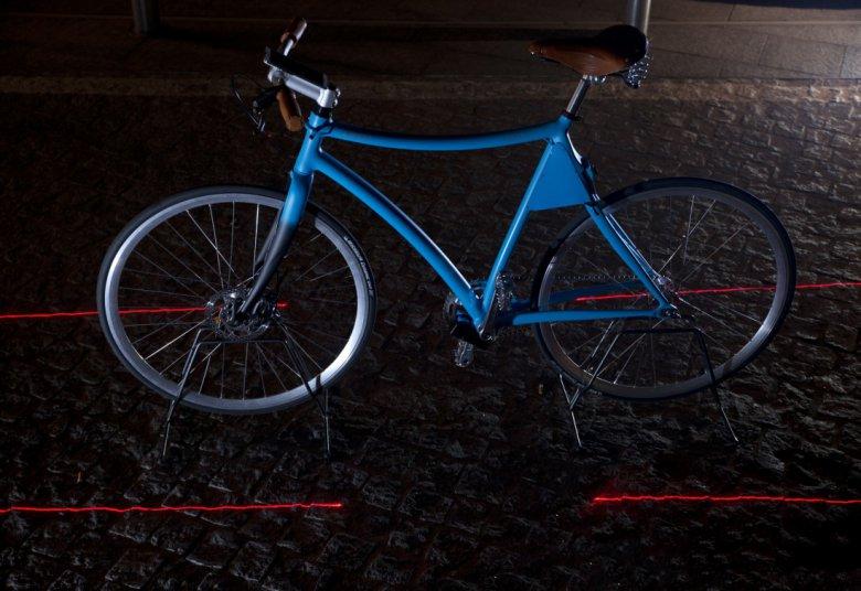 Samsung Smart Bike Laser