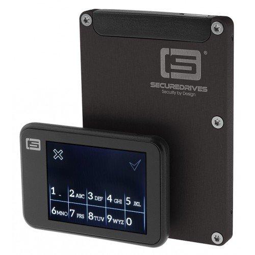 Securedrives C 0 45038 Black W 500 X 500
