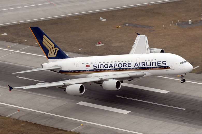 Singapore Airlines Airbus A 380