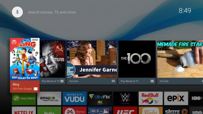 Smart Televize 4