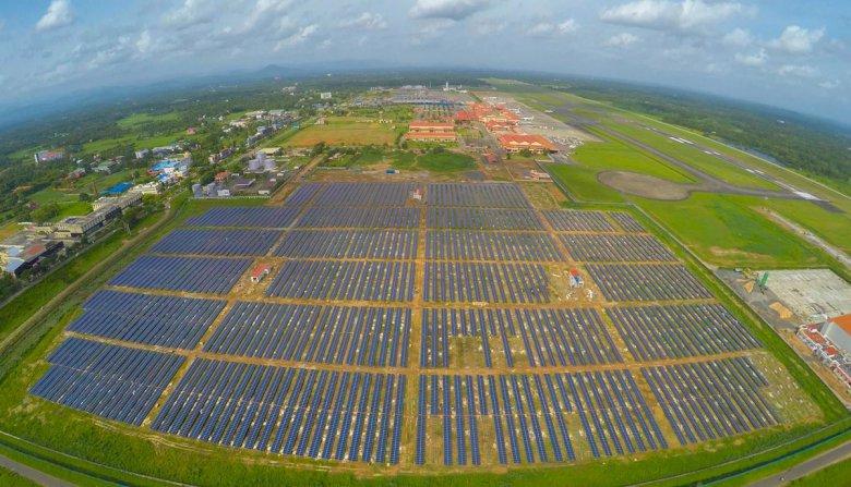Solar Plant Kochin