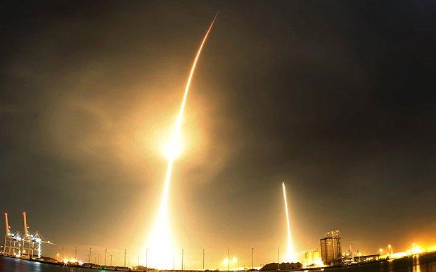 Spacex Falcon 9 Photo
