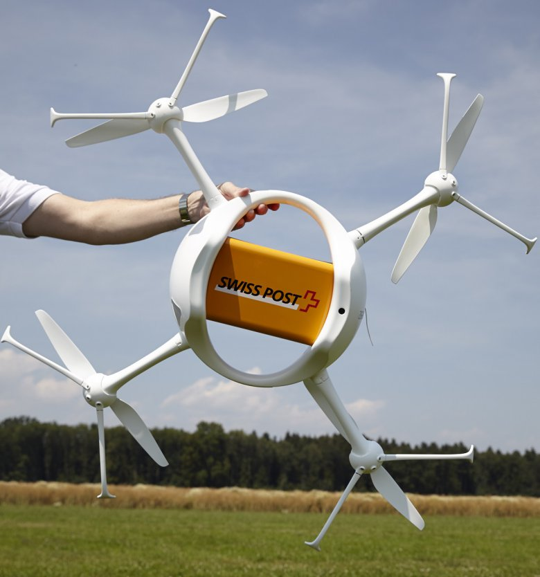 Swiss Post Drone 2