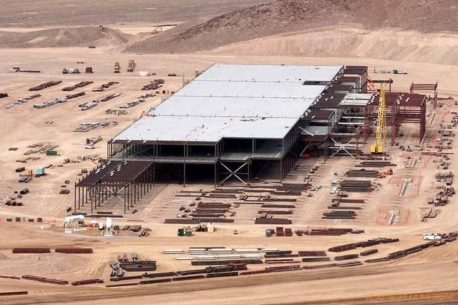 Tesla Gigafactory Feb 25 2015 003