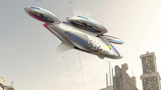 Urbanmobility Plane