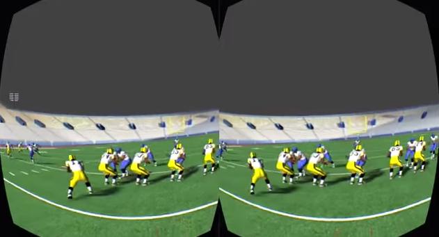 Vr Realita Oculus